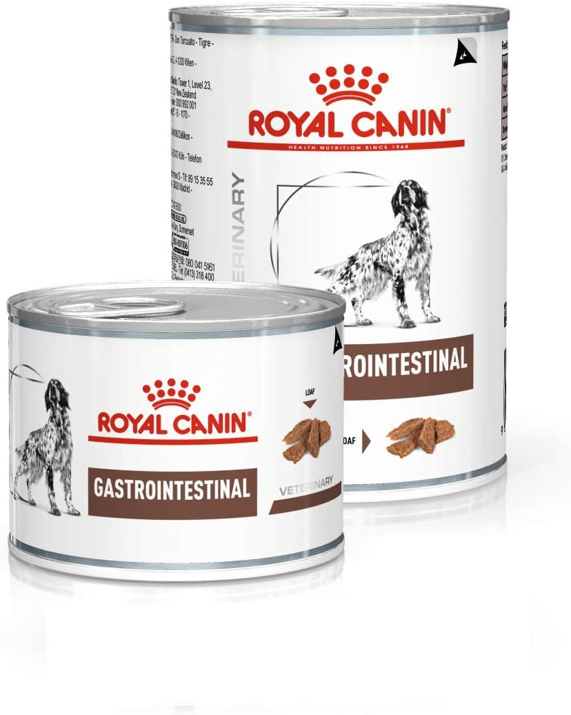 Royal Vet Canine Gastro Intestinal Caja 12X200Gr 2400 g: Amazon.es: Productos para mascotas