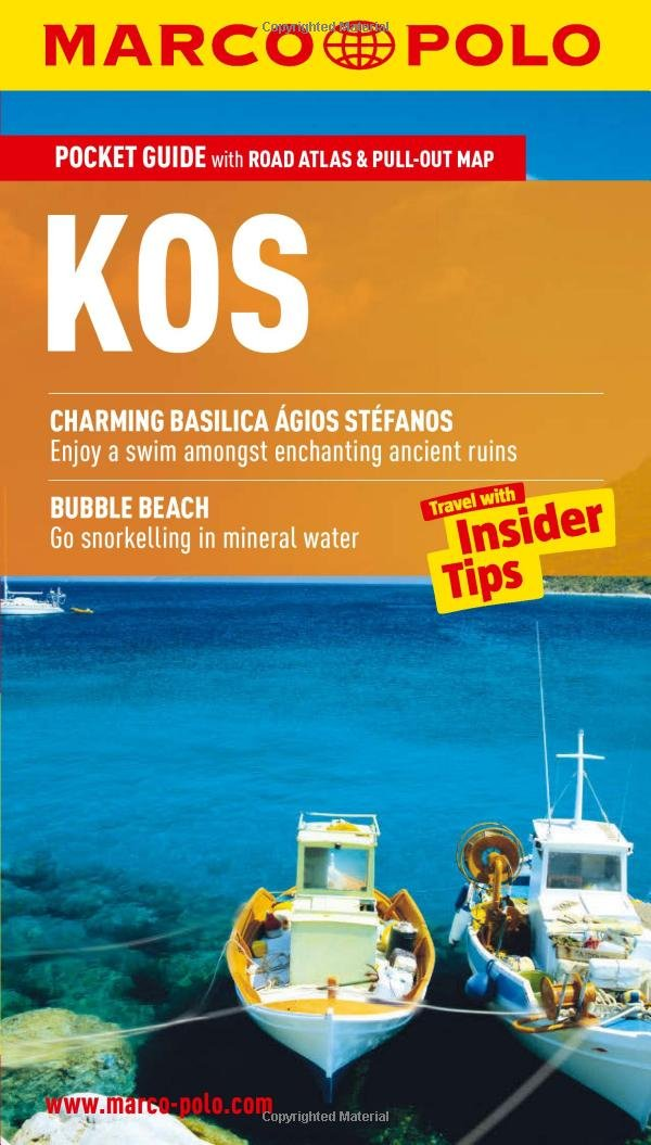 5e5526247ad97 Kos Marco Polo Pocket Guide (Marco Polo Travel Guides)  Amazon.co.uk ...