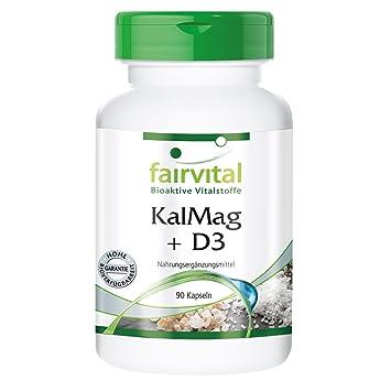 Calcio Magnesio con D3-90 cápsulas - magnesio calcio y ...
