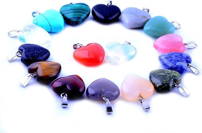 Wholesale 20 pcs Lots Natural Tiger Eye Stone 1.6 inches Bullet Pendants New