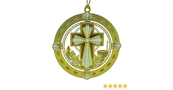 ChemArt Eternal Faith Beautifully Handcrafted Ornament Beacon Design by ChemArt 55928