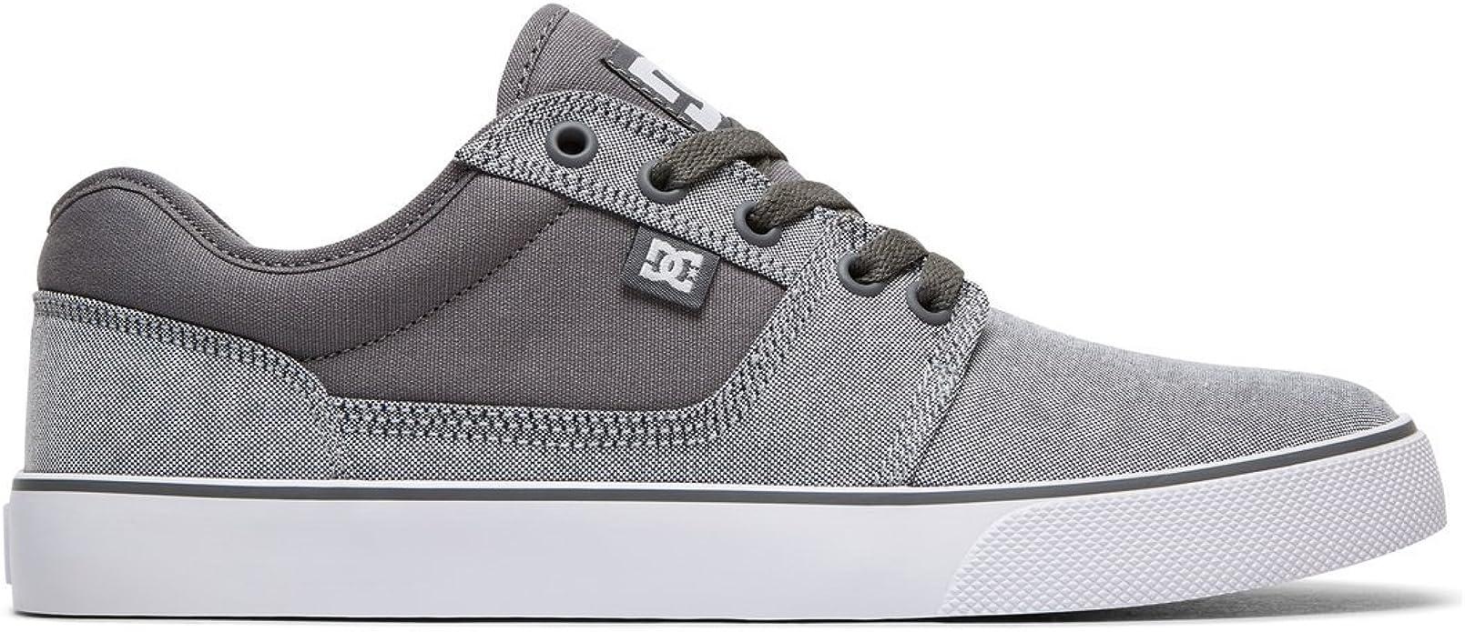 DC Shoes Tonik TX SE Sneakers Skateschuhe Herren Dunkelgrau/Hellgrau