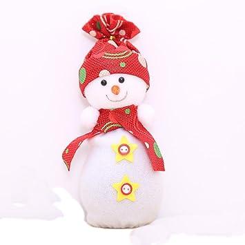 hunpta Apple Apple Eve de Navidad bolsas de Navidad bolsa de ...