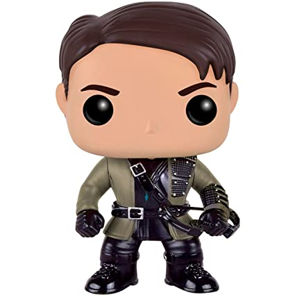 Amazon.com: Malcolm Merlyn (2016 Summer Exclusive): Funko POP! X ...