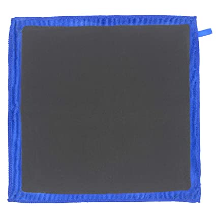 12 Inch Car Cleaning Cloth Magic Clay Cloth Towel Clay Bar Multi-fuction Blue Car Wash Paint Care Auto Care Cleaning Polishing Car Wash & Maintenance