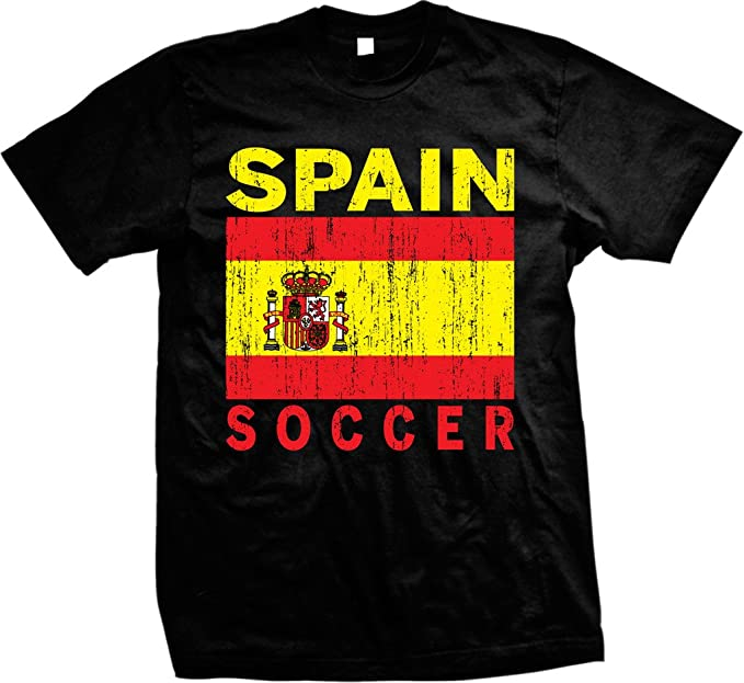 Amazon.com: España, español Futbol, la Liga playera para ...