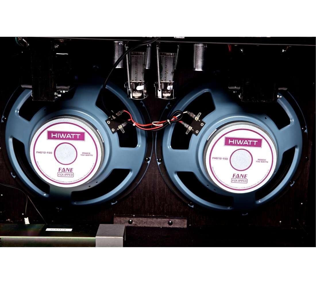 Hiwatt HGS50C amplificador de guitarra combo: Amazon.es: Instrumentos musicales