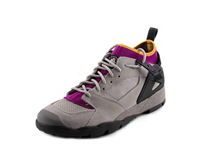 new products 242e5 8df20 Nike Mens Air Revaderchi Granite Black-Red Plum
