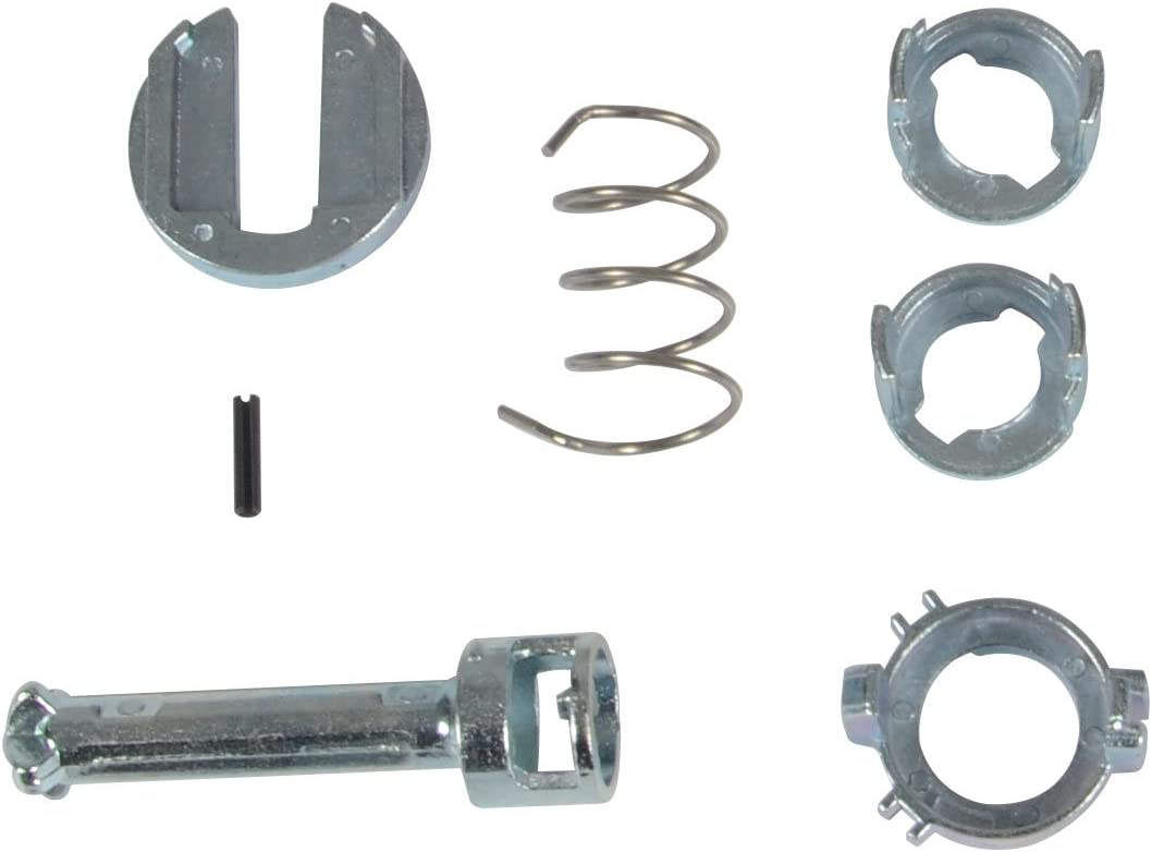 A-Premium Door Lock Repair Kit Replacement for BMW E46 Series 320i 323i 325Ci 328i 330i 2001-2006 Front Left or Right 7-PC Set