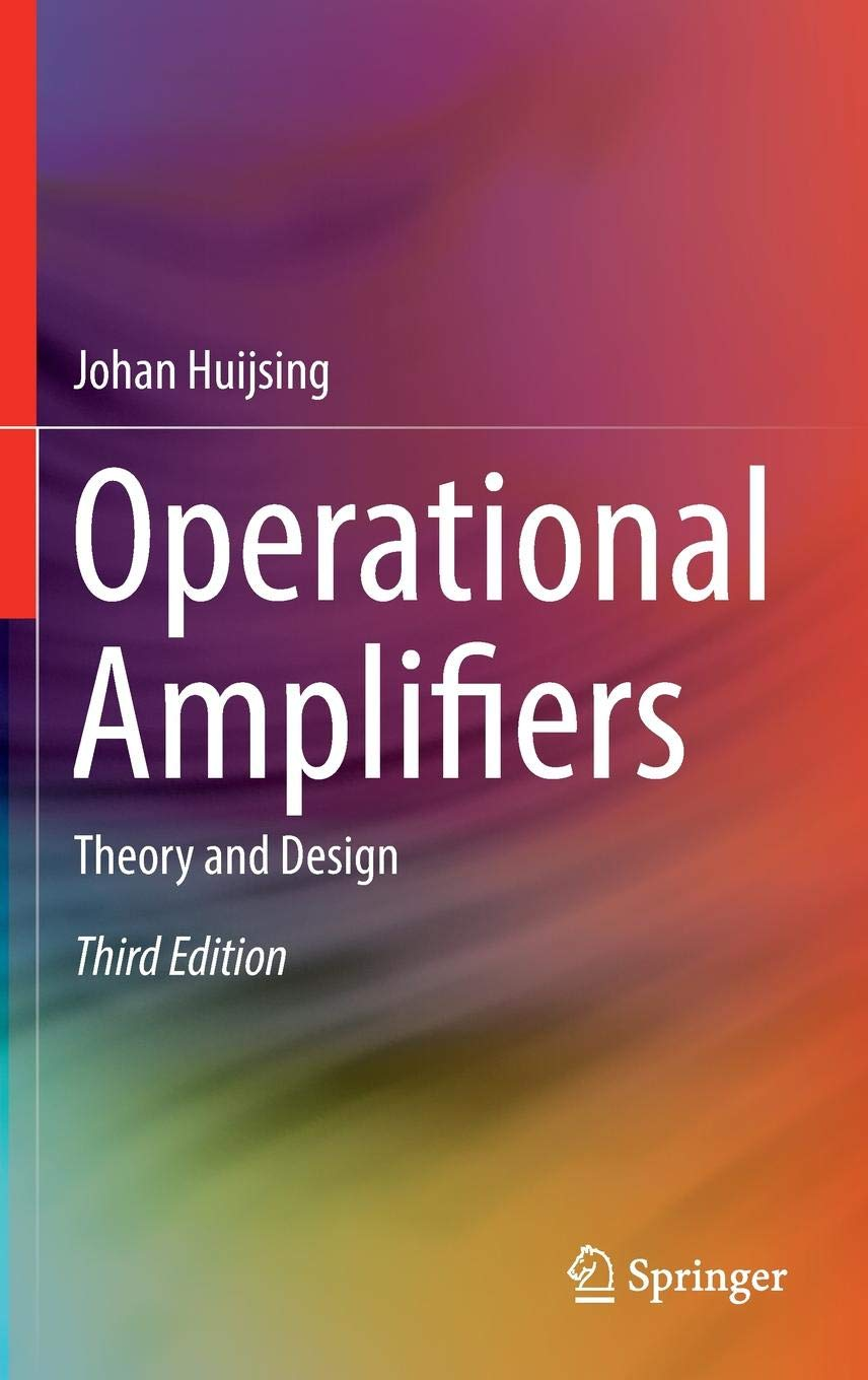 Operational Amplifiers  Theory And Design