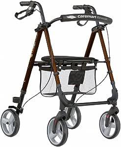 Care Mart Lite Walk andador con ruedas muy ligero, diseño