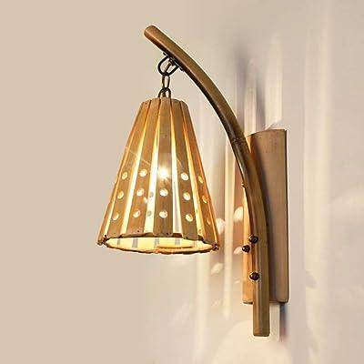 HAIZHEN Lampe Murale créative restaurant creux simple