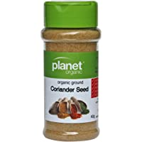 Planet Organic Ground Coriander Seed 40 g