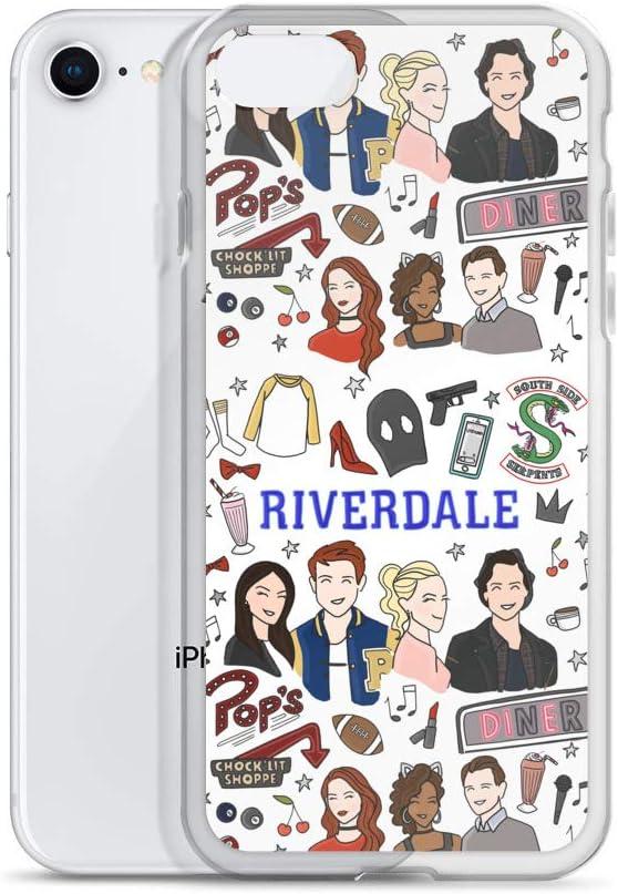 Riverdale Clip Arts - Cover per iPhone 7/8, ispirata alla serie TV ...
