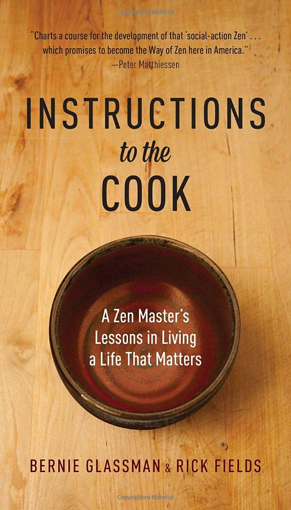 Amazon Com Instructions To The Cook A Zen Master S Lessons In