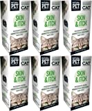 Tomlyn Cat Skin & Itch 24oz (6 x 4oz)