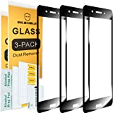 [3-PACK]-Mr Shield For Nokia 6 [Japan Tempered Glass] [9H Hardness] [Full Cover] Screen Protector with Lifetime Replacement Warranty