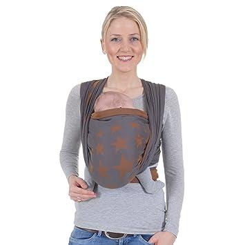 Hoppediz Coffret de Z de Los Kup écharpe de portage pour bébé, avec guide  binde f414acc877a