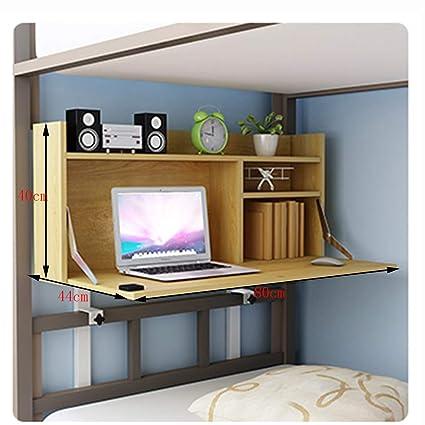 Camere Da Letto A Castello.Wenj Desk Scrivania Computer Pieghevole Letto A Castello