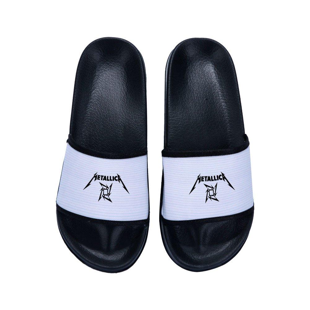 Fuze Boys Girls Slide Sandals Anti-Slip Stylish Beach Sandals Shower Shoes(Little Kid/Big Kid)