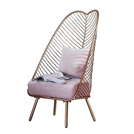 Miraculous Amazon Com Axdwfd Lounge Chair Banana Leaf Back Sofa Chair Machost Co Dining Chair Design Ideas Machostcouk