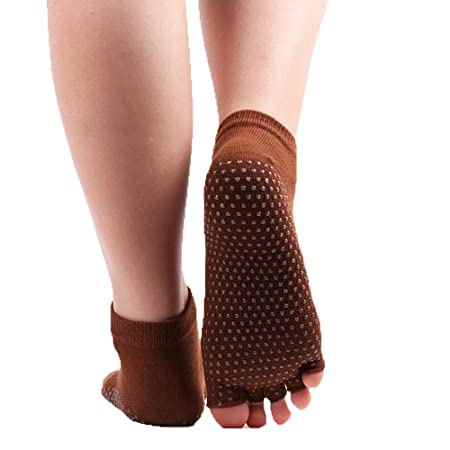 Wenquan New Dance Calcetines para mujer, 3 pares, para yoga ...