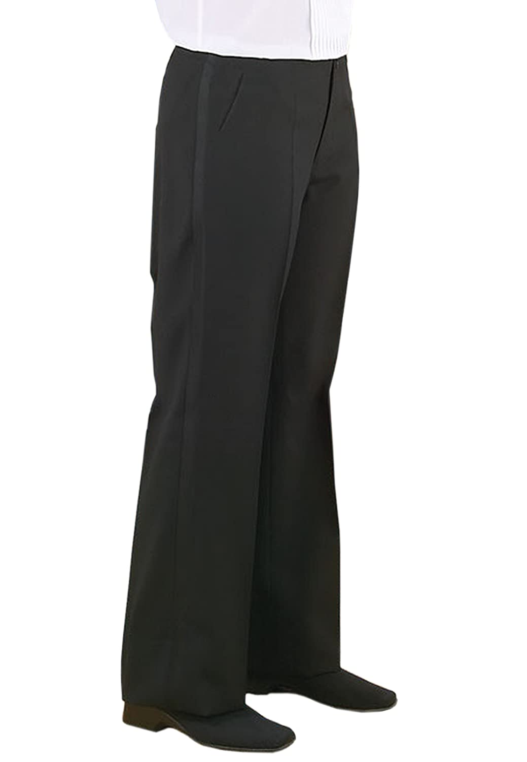 Neil Allyn Women's Plain Front Tuxedo Trouser