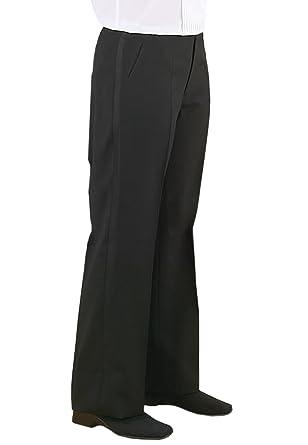 07c39005ea5 Neil Allyn Women's Plain Front Tuxedo Trouser at Amazon Women's ...