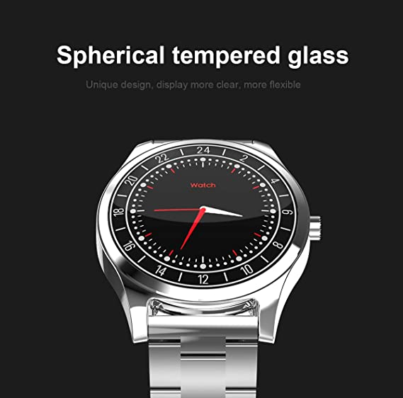 HKPLDE Smartwatch HD Monitor/Bluetooth Fitness Tracker ...