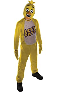 rubies five nights childs value priced at freddys chica costume large