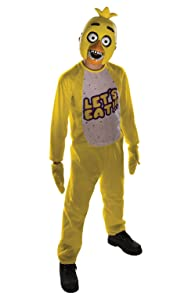 Rubie's Five Nights Child's Value-Priced at Freddy's Chica Costume, Large