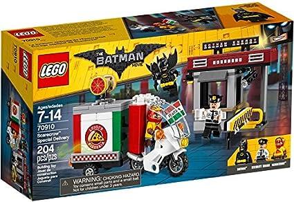 Amazon.com: LEGO Batman Movie - Scarecrow Special Delivery Vehicle ...