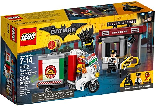 LEGO Batman Movie - Scarecrow Special Delivery Vehicle