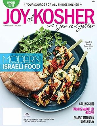 Joy of Kosher With Jamie Geller: Amazon com: Magazines