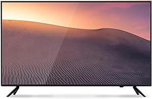OCYE 4k Smart TV Chat De Video WiFi De 50 Pulgadas, Panel HD, Pantalla Dura IPS, Pantalla De Computadora Compatible con Múltiples Dispositivos