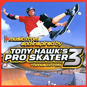 Tony hawk pro skater 3 music