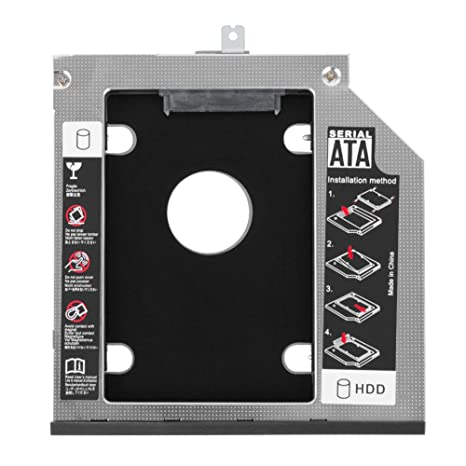 SHINESTAR 2º HDD SSD Disco Duro Bandeja de Repuesto para Lenovo ...
