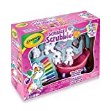 Crayola Scribble Scrubbie, Toy Pet Playset, Washable, Reusable, Collection, Gift for Boys and Girls, Kids, Ages 3,4, 5, 6 and Up, Holiday Toys,  Arts and Crafts