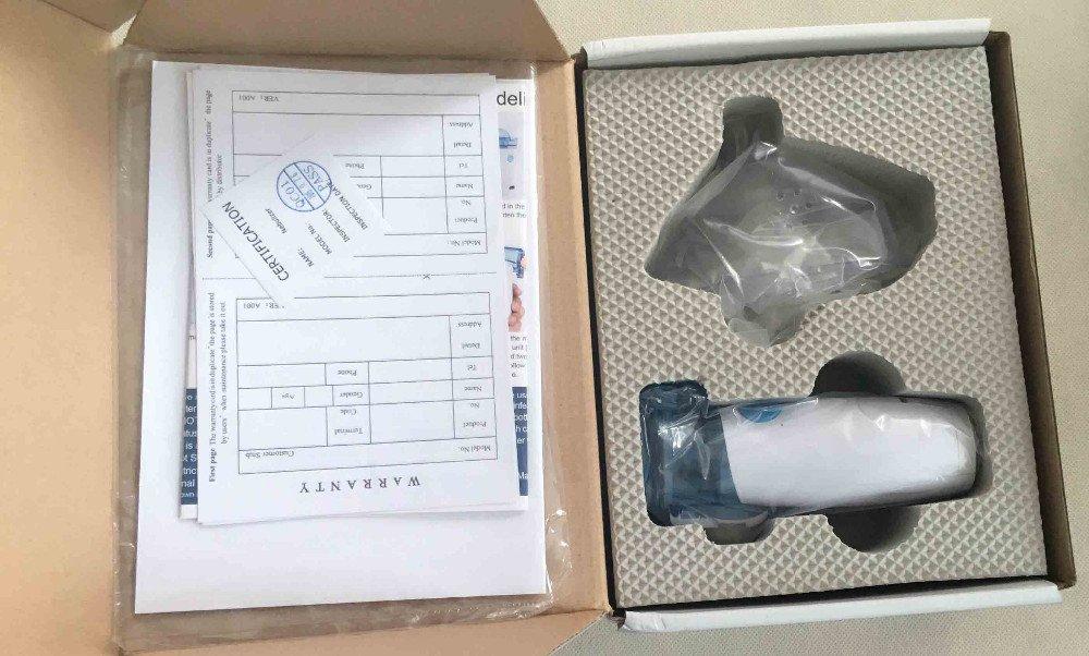 Portable mini Machine For Aerosol Family by Unknown