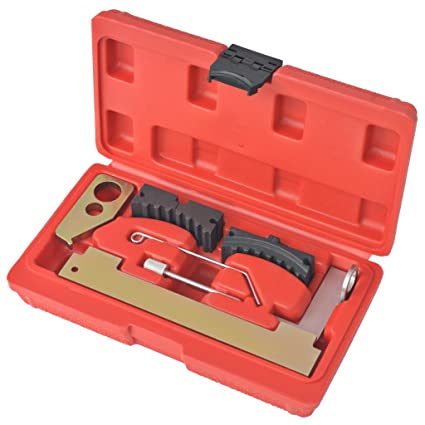 Festnight Kit Herramientas Sincronización Motor para Retirar y Cambiar la Correa de Distribución, para Alfa Romeo Vauxhall Opel
