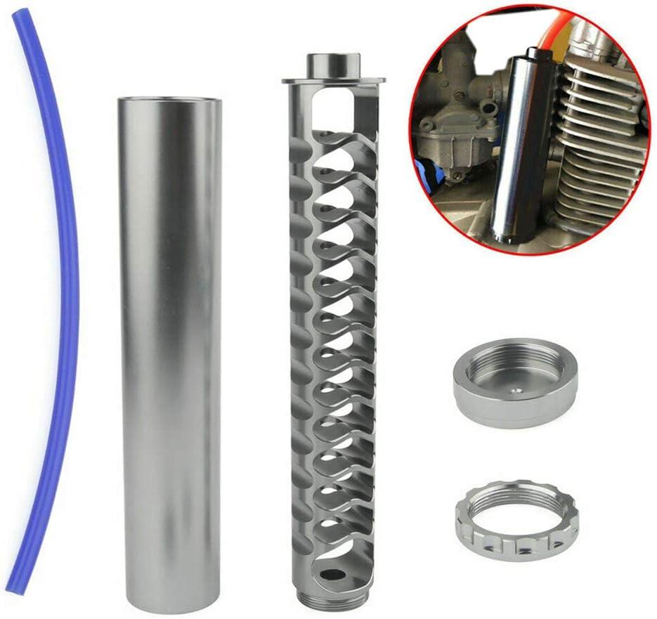 ZN Filtro De Combustible Aluminio De 10//6 Pulgadas 1//2-28 O 5//8-24 Filtros para NAPA 4003 WIX 24003 Filtro De Combustible para Autom/óvil Trampa De Solvente para Autom/óvil Negro 10 Pulgadas 5//8-24
