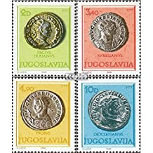 Yugoslavia 1838-1841 (complete.issue.) 1980 Museum Exhibits (Stamps for collectors)