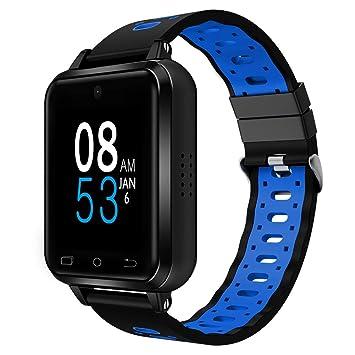ASD Llamada 4G Reloj Inteligente,Pulsera Actividad Impermeable IP67 ...