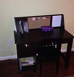 Amazon Com Customer Reviews Kidkraft Study Desk With Drawers