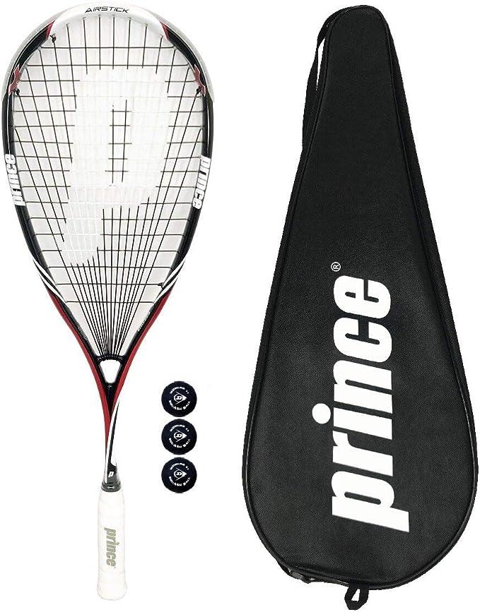 Prince Raqueta de Squash Airstick Lite 550 Varias Opciones