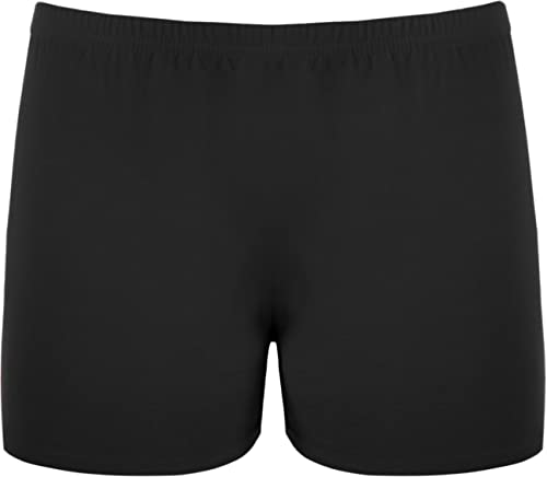 WearAll New Ladies Stretch Shorts Womens Hot Pants Sizes 8-14