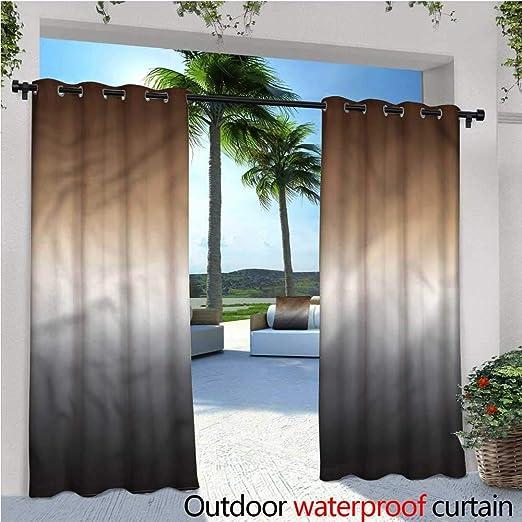 Cortina de privacidad para pergola y natación para Hombre, Vida Saludable, térmica, Repelente al Agua, para balcón: Amazon.es: Jardín