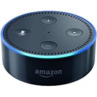 Amazon Echo Dot (2nd Generation), Black