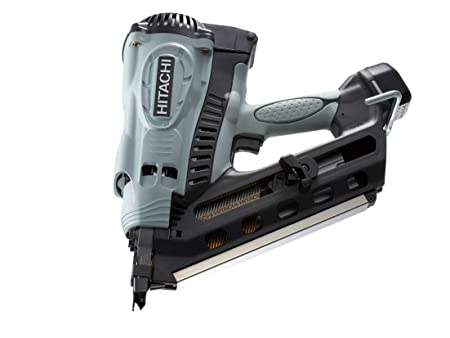 Hitachi Nr90gc2 Cordless Gas Clipped Head Framing Nailer Amazon Co