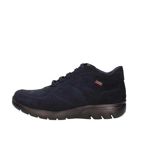 CALLAGHAN Scarpe Uomo Sneakers Alte 14006 Blu  Amazon.it  Scarpe e borse 164efd0332f